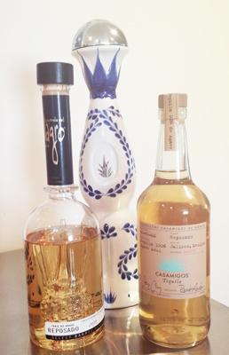 Reposado Tequilas