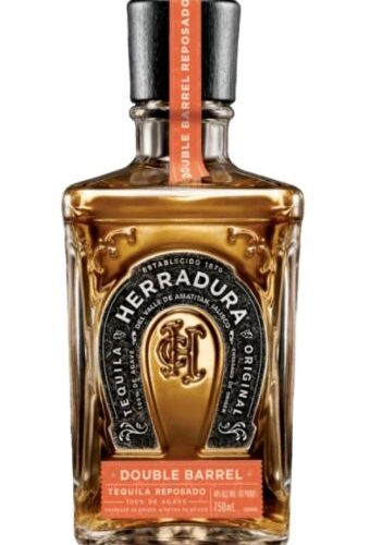 HERRADURA DOUBLE BARREL REPOSADO TEQUILA