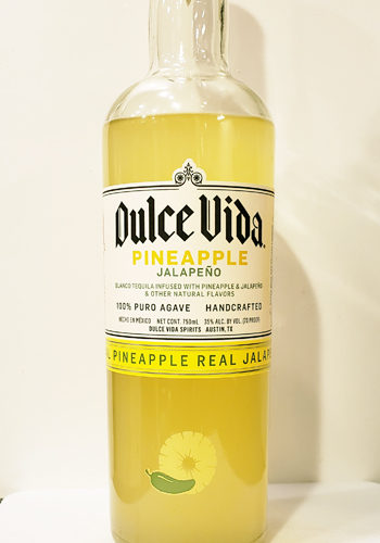 Dulce Vida Pineapple Tequila