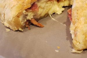 Puff Pastry Breakfast Calzone