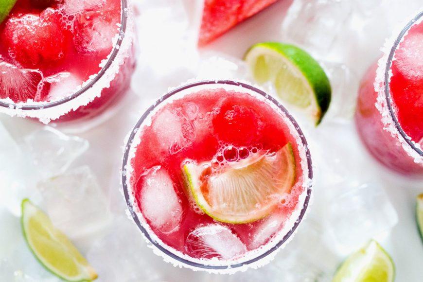 Passion Tea Margarita