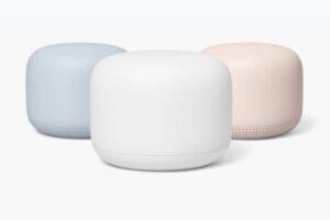Google Nest Wifi Mesh Router